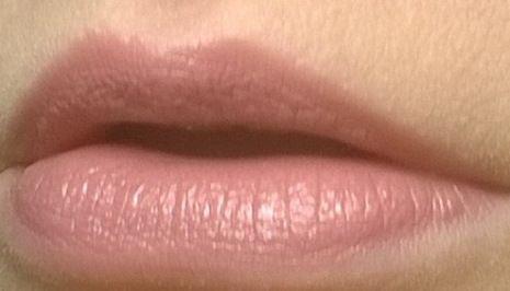 Rimmel Airy Fairy Lasting Finish Lipstick On Lip