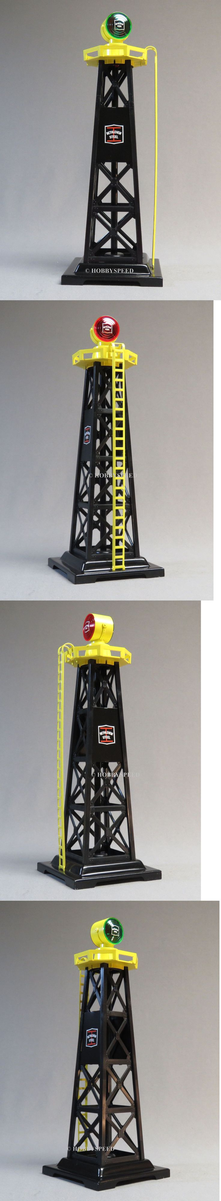 Other O Scale 485: Rmt Aristo Rotating Lighted Beacon Tower Bethlehem Steel O Gauge Train 99532-19 -> BUY IT NOW ONLY: $64.84 on eBay!