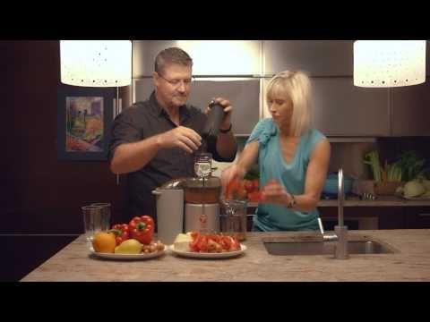 "Joe Cross ""Sunburst"" Natural Energy Juice Recipe - YouTube"
