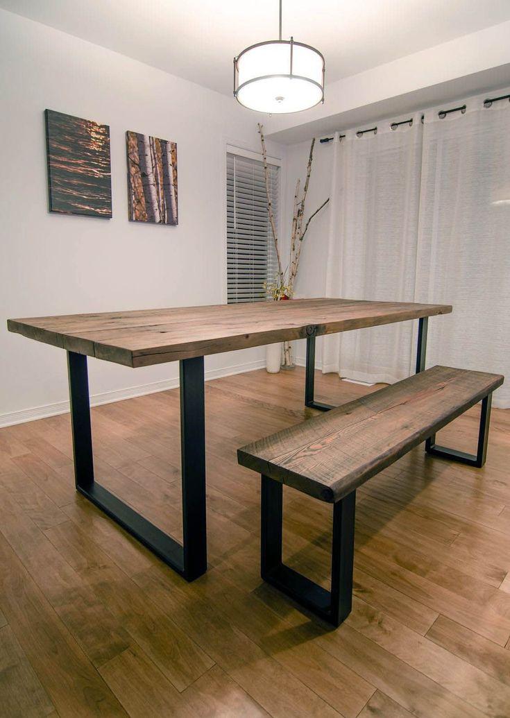 Diy pedestal table base ideas awesome 40 modern dining