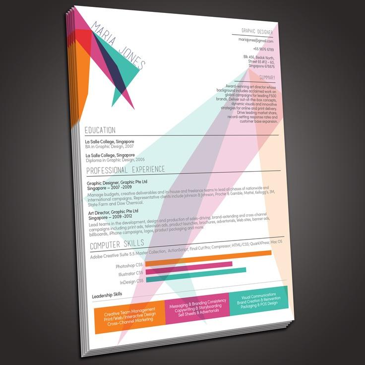 40 best resume letterhead design images on pinterest resume