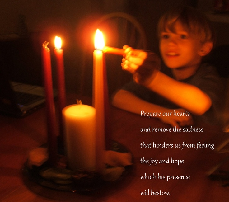 Third sunday of advent christmas pinterest advent for Pinterest advent