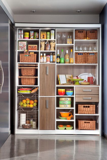 modern kitchen by transFORM | The Art of Custom Storage