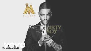 Maluma - Pretextos (Cover Audio) ft. Cosculluela - YouTube