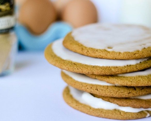 ginger molasses cookies | other blog recipes I want to try | Pinterest