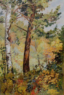 Ernest Lindner Art and Artwork For Sale by Pegasus Gallery of Canadian Art ~ Salt Spring Art Galleries