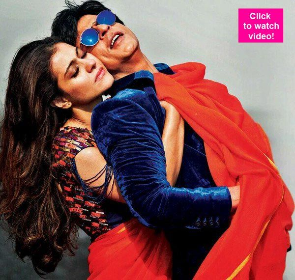 #Gerua: Shah Rukh Khan and Kajols Dilwale song declared a SENSATIONAL HIT on Twitter  check out tweets!