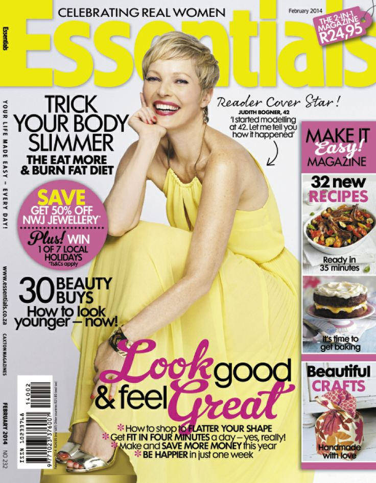 February 2014 cover of Essentials magazine