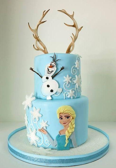 cake frozen - Cerca con Google