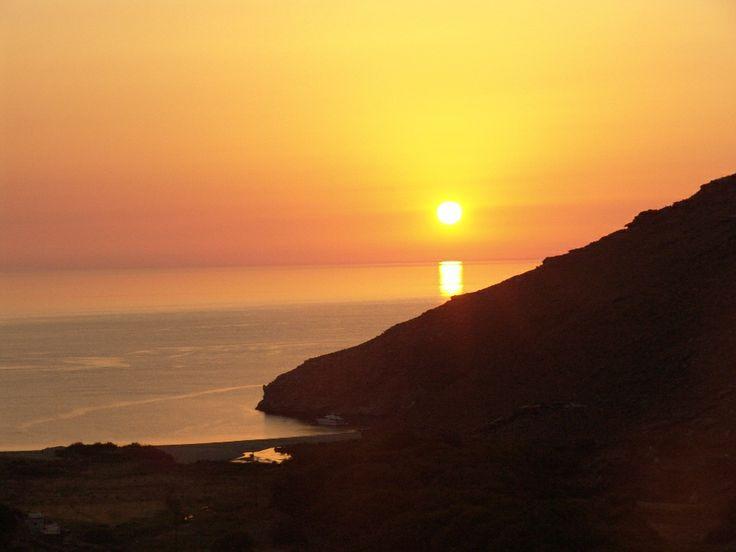 Achla Gulf , Andros , Greece