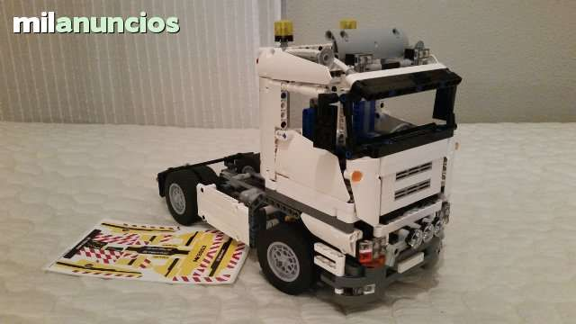 die besten 25 lego 8258 ideen auf pinterest lego technic neuheiten lego technic truck und. Black Bedroom Furniture Sets. Home Design Ideas