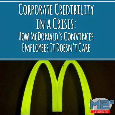 McDonald's Russia: Managing a Crisis