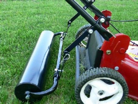 Stripe Your Lawn Just Like An Outfield Lawn Striping Diy Lawn Lawn Mower Repair