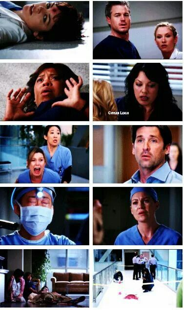 this double episode makes me wanna die and scream and cry all at the same time