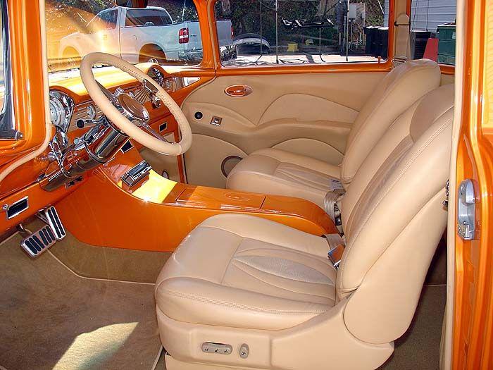 56 Chevy Interior For Abram Pinterest Chevy