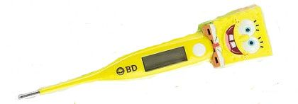 Need This? Spongebob Squarepants Rectal Thermometer    ---  from InventorSpot.com --- for the coolest new products and wackiest inventions.