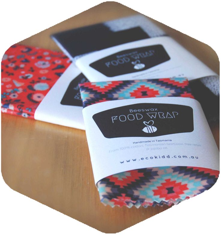 shop collection reuseable food beeswax wraps ecokidd