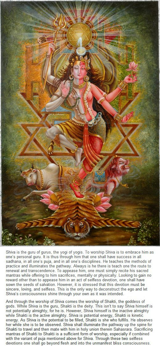 Ardhanarishvara (Text source: http://luciferiusomnipotens.tumblr.com/post/30504178878/worship-of-the-yogi-of-yogis-and-the-goddess-of-gods)