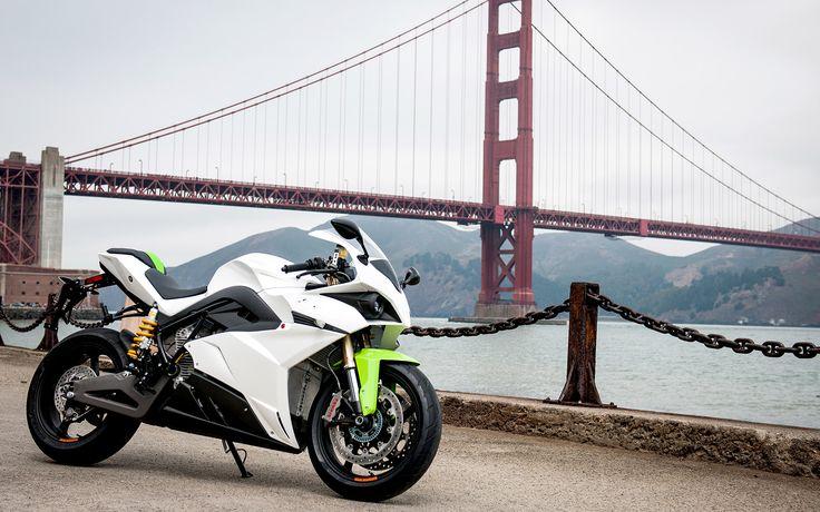 Moto électrique Energica Ego