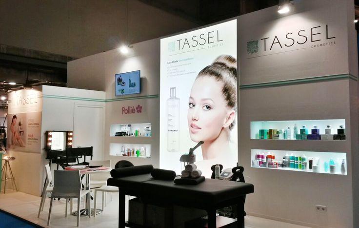 Stand de Tassel y Pollié en Salón Look 2014