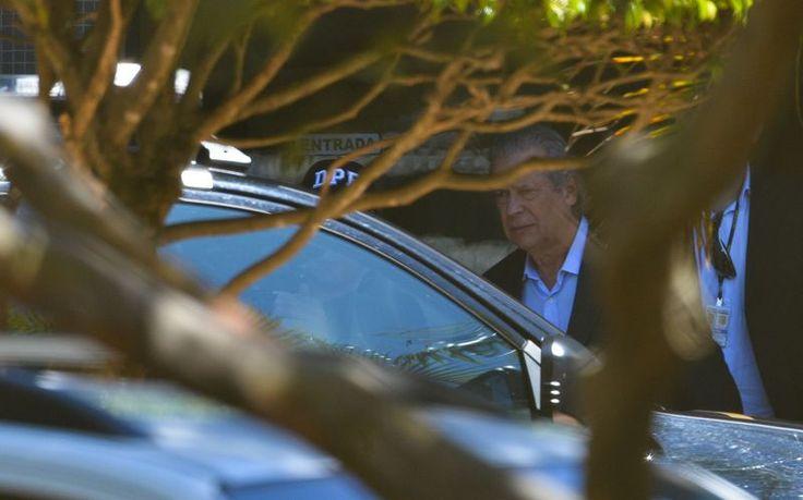Lincoln Secco: A Justiça que prendeu José Dirceu é a mesma que silenciou sobre corrupção no governo FHC, mensalão tucano, trensalão e helicóptero com 450 kg de cocaína