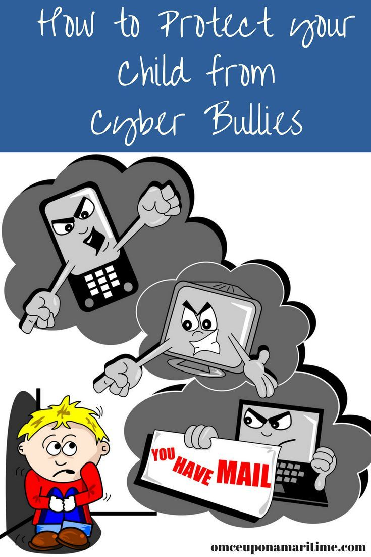 As a parent, there are a few things that you can do to help defend your child from the threat of cyber Bullies. Let's take a look at just some of the options here.
