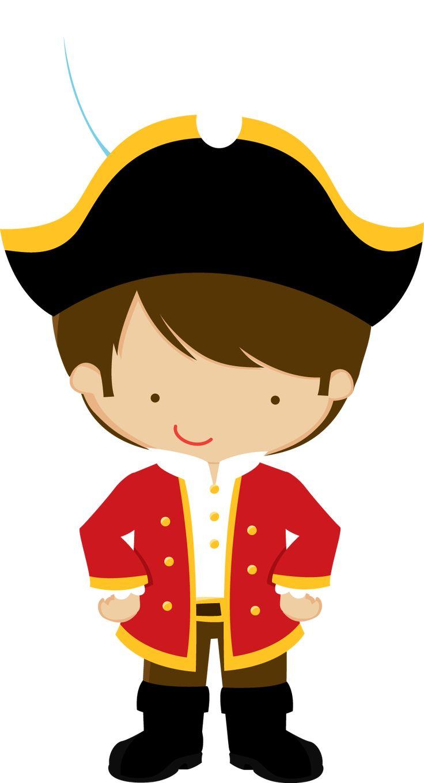 Capitan pirata dibujos clip art ilustraciones - Pirata colorazione pirata stampabili ...