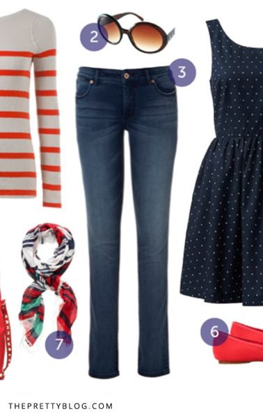 What to Pack: Paris {Travel Fashion} | {Tips and Advice} | The Pretty Blog