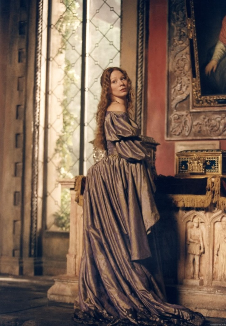 Lynn Collins as Portia in The Merchant of Venice - film directed by Michael Radford, 2004