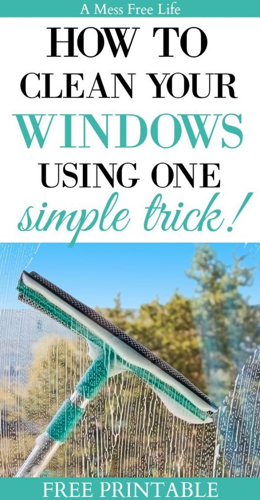 Nothing says spring cleaning like washing windows. Learn how to clean your windows just like the pros!  My simple window cleaning solution will give you streak free windows that sparkle and shine.  It's time to get the grime off before you open up those windows and welcome spring into your home. This 8 step process will have your friends thinking you used a professional. Plus you get a free checklist too!  #springcleaning #windowwashing #housecleaning #cleaninghacks #deepcleaning