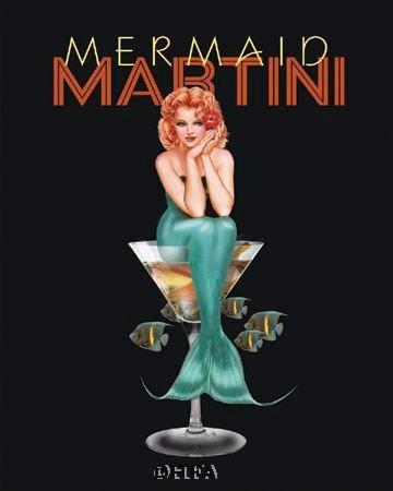 """Ralph Burch - """"Mermaid Martini"""""""