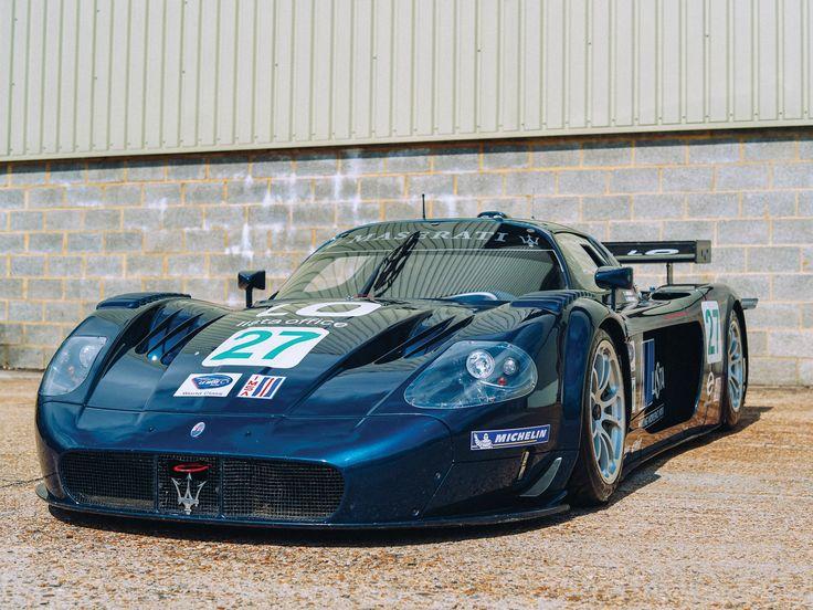 Auto zu verkaufen: Maserati MC12 GT1   – cars bikes and trains