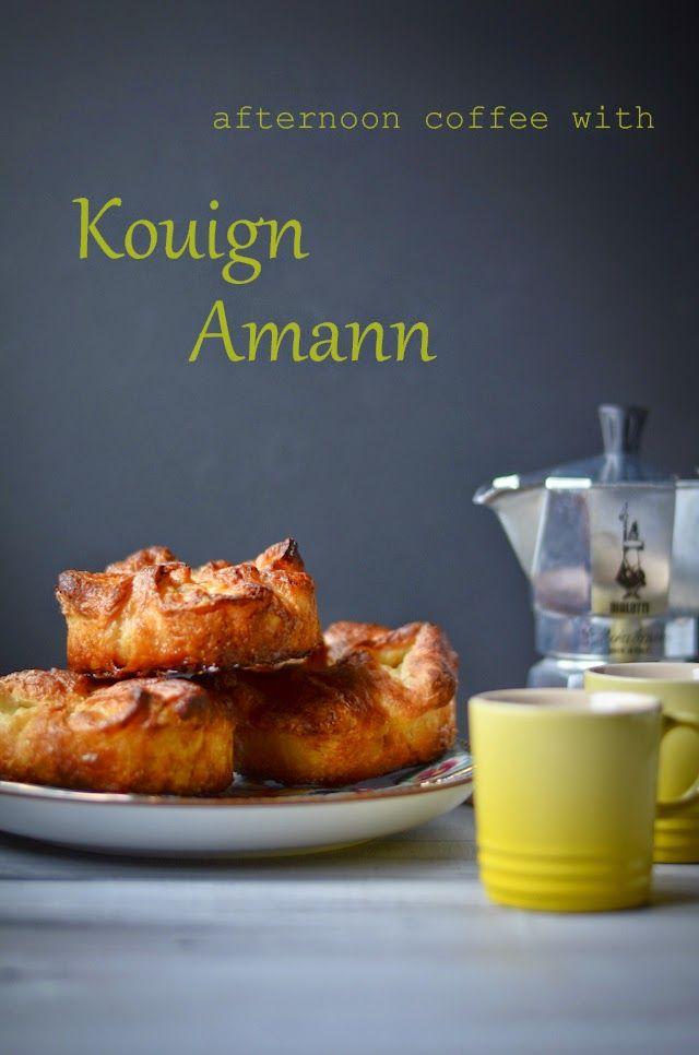 Knitty baker: Alpha Bakers: Kouign Amann, revisited