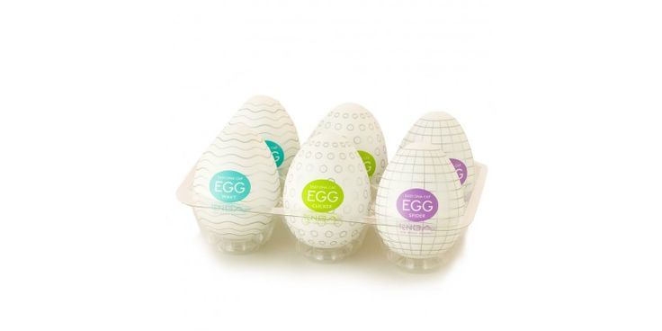 Tenga Egg: Disfrutemos el orgasmo masculino!