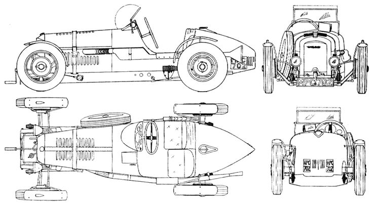 CycleKart Plans & Drawings Thread (Page 5) : CycleKart