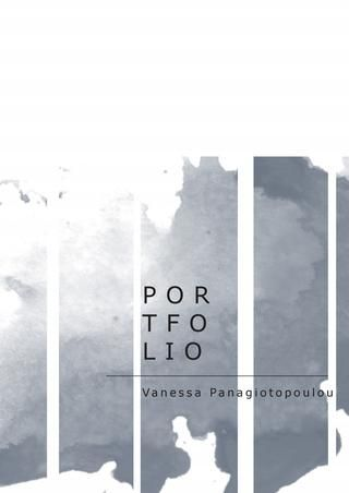 Architecture - Landscape design PORTFOLIO 2017