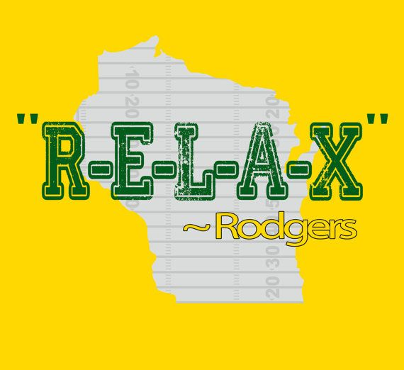 If you are a GREEN BAY PACKER fan, you gotta this cool, original Packers t-shirt to wear for gamely. On sale now for only $15.50