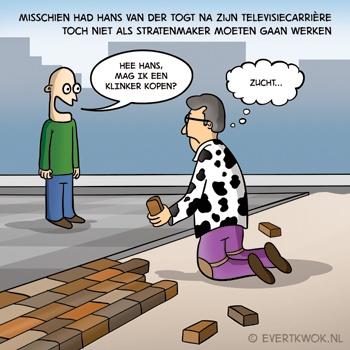 Evert Kwok - Hans van der Togt