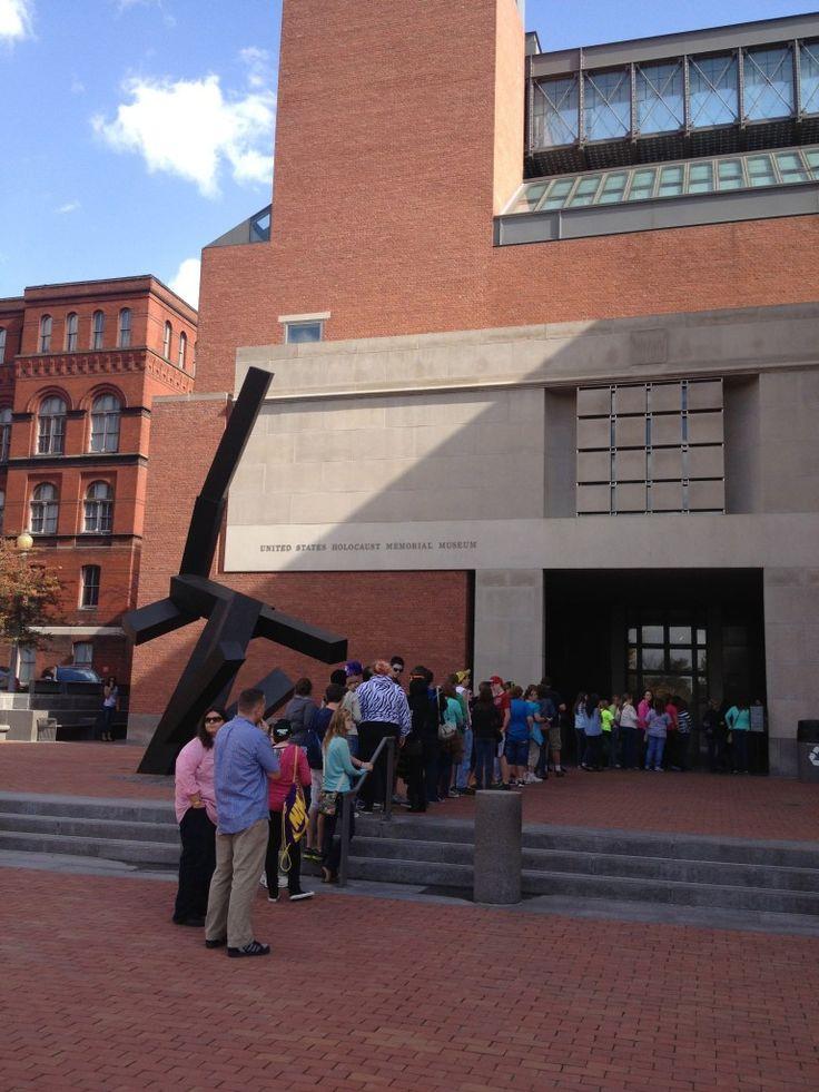 US Holocaust Museum (FREE)