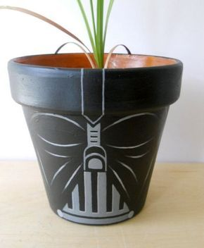 ... Flower Pots on Pinterest  