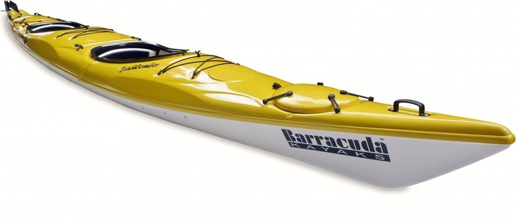 Beachcomber Ultralight Duo by Barracuda Kayaks