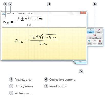 how to create math documents
