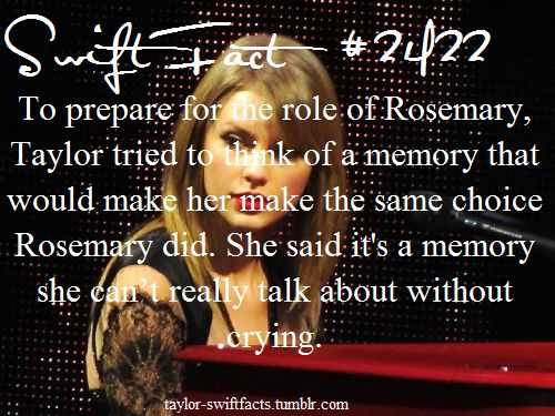 I love that she is going to be Rosemary!!!! I can't wait to see the movie. I loved the book so much- KMI