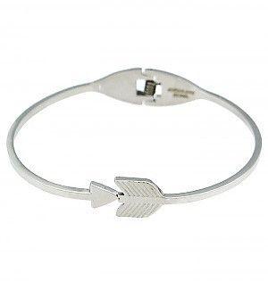 {Aztec - Arrowhead Engraved Bracelet}