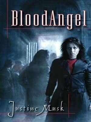 """Blood Angel""  ***  Justine Musk  (2005)"