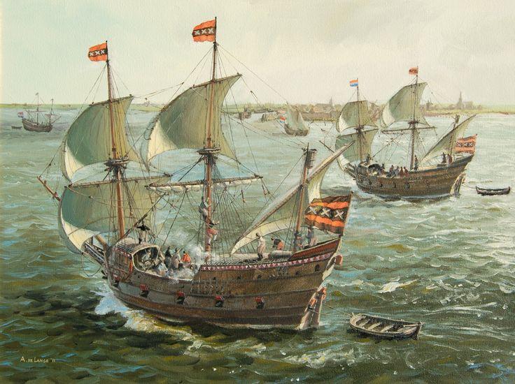 Francisco Pizarros Ship 14 best Geschiedenis t...