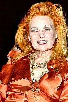 Vivienne Westwood. Love. Love. Love.