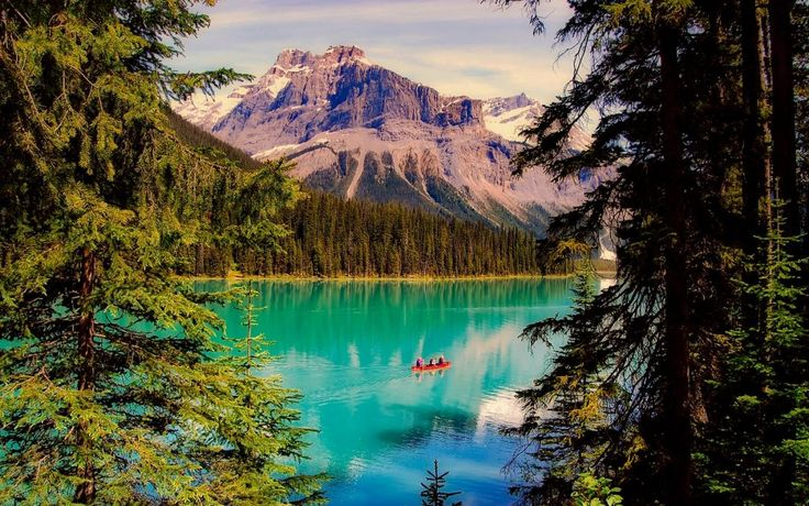 Canada is a beautiful country!