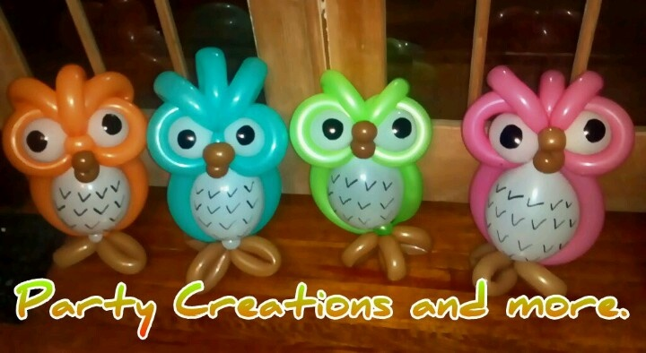 Ideas about owl balloons on pinterest birthday