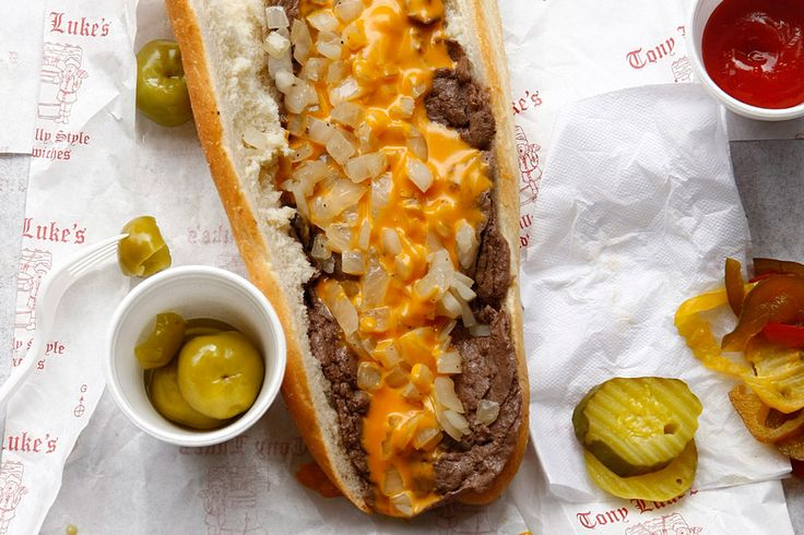 Top 10 Spots for Authentic Philly Cheesesteaks (Photo by Jason Varney for Visit Philadelphia)
